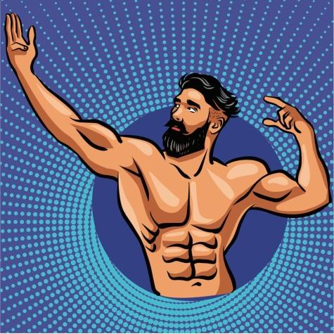 strength-beard