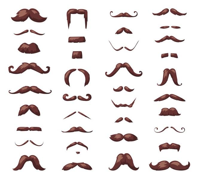 mustache dollar beard club blog
